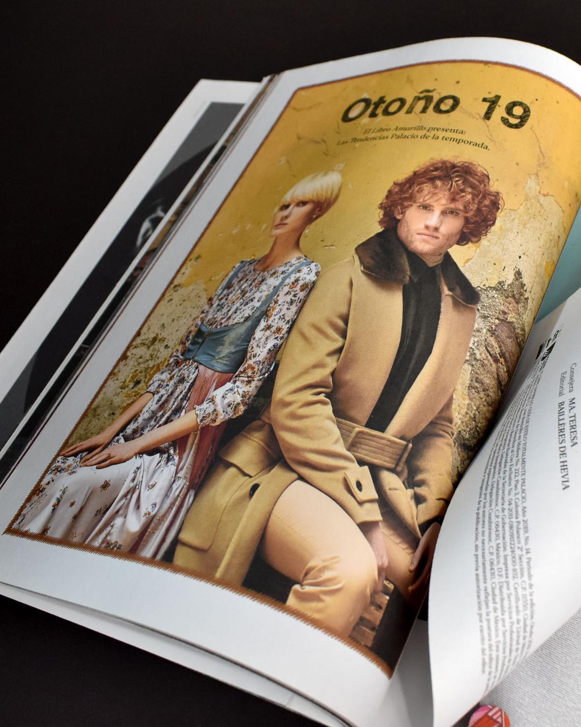 El Libro Amarillo Fall 19